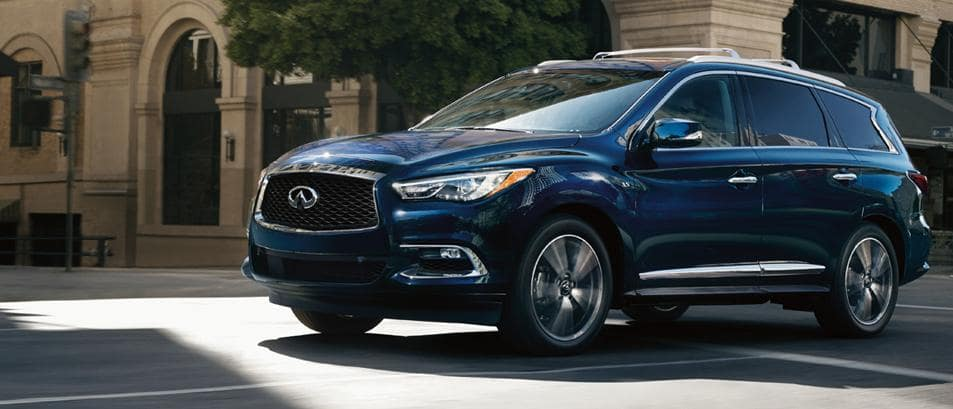 USED 2017 INFINITI QX60 FOR SALE IN Merrillville, IN