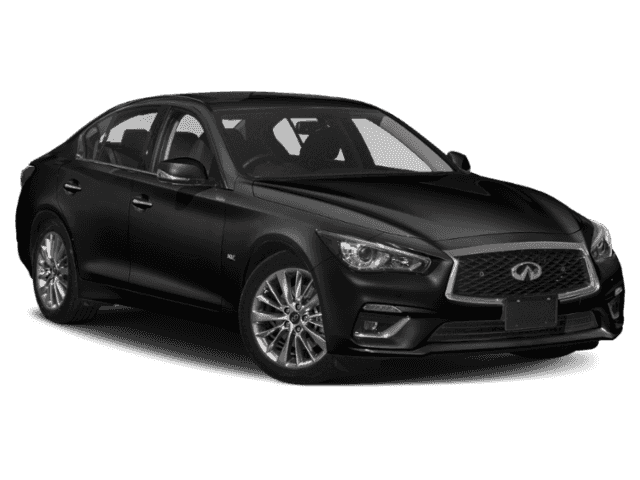 New 2019 INFINITI Q50 3.0t SIGNATURE EDITION AWD With Navigation & AWD