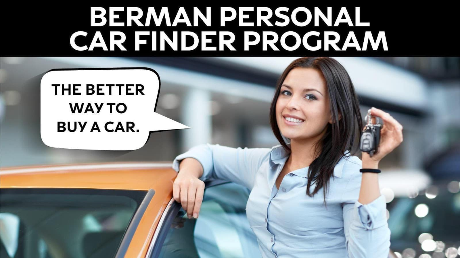 Berman Personal Car Finder Program