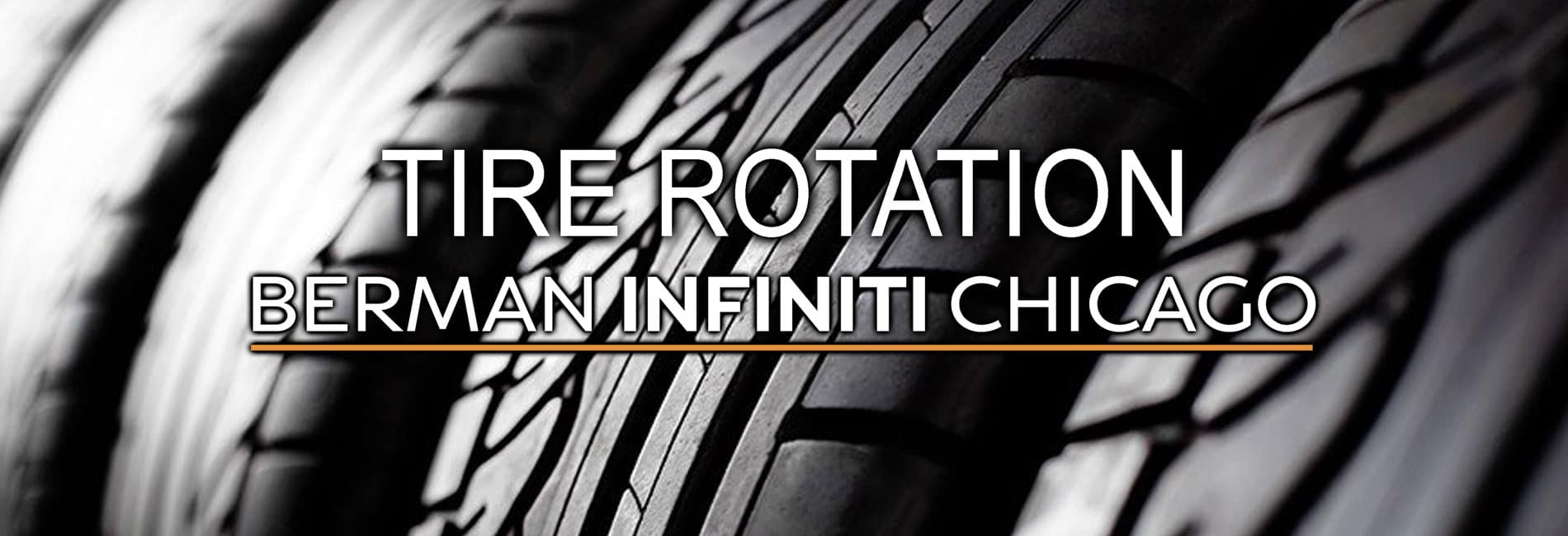 INFINITI Tire Rotation Service at Berman INFINITI Chicago