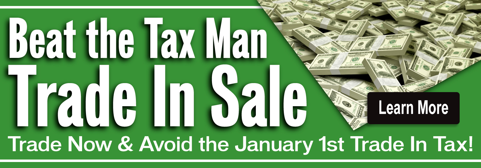 Beat the Tax Man Trade in Sale at Berman INFINITI Chicago