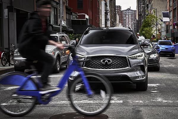 2020 INFINITI QX50 Safety