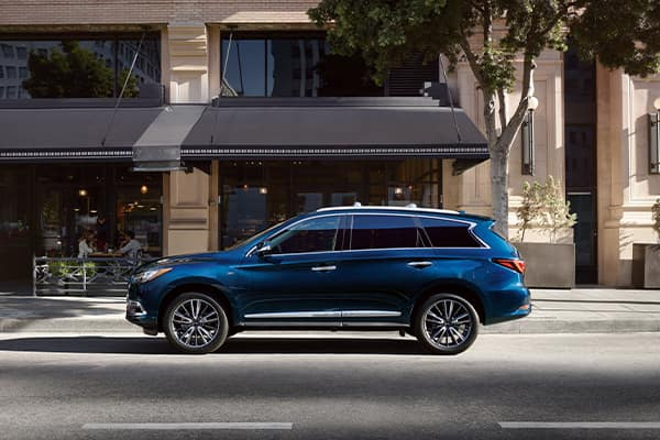 2020 INFINITI QX60 Safety