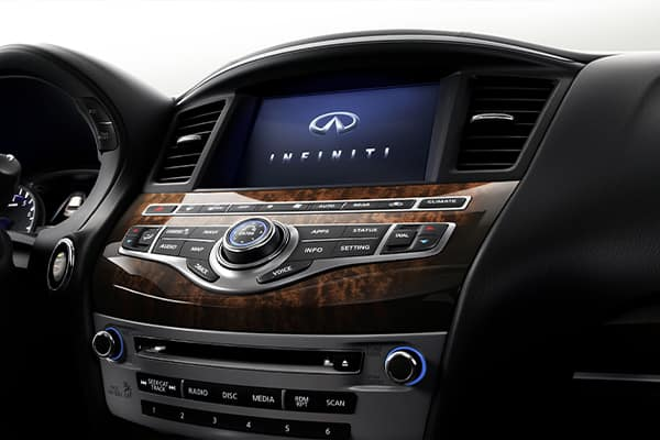 2020 INFINITI QX60 Technology
