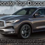 Donate Your Discount at Berman INFINITI Chicago