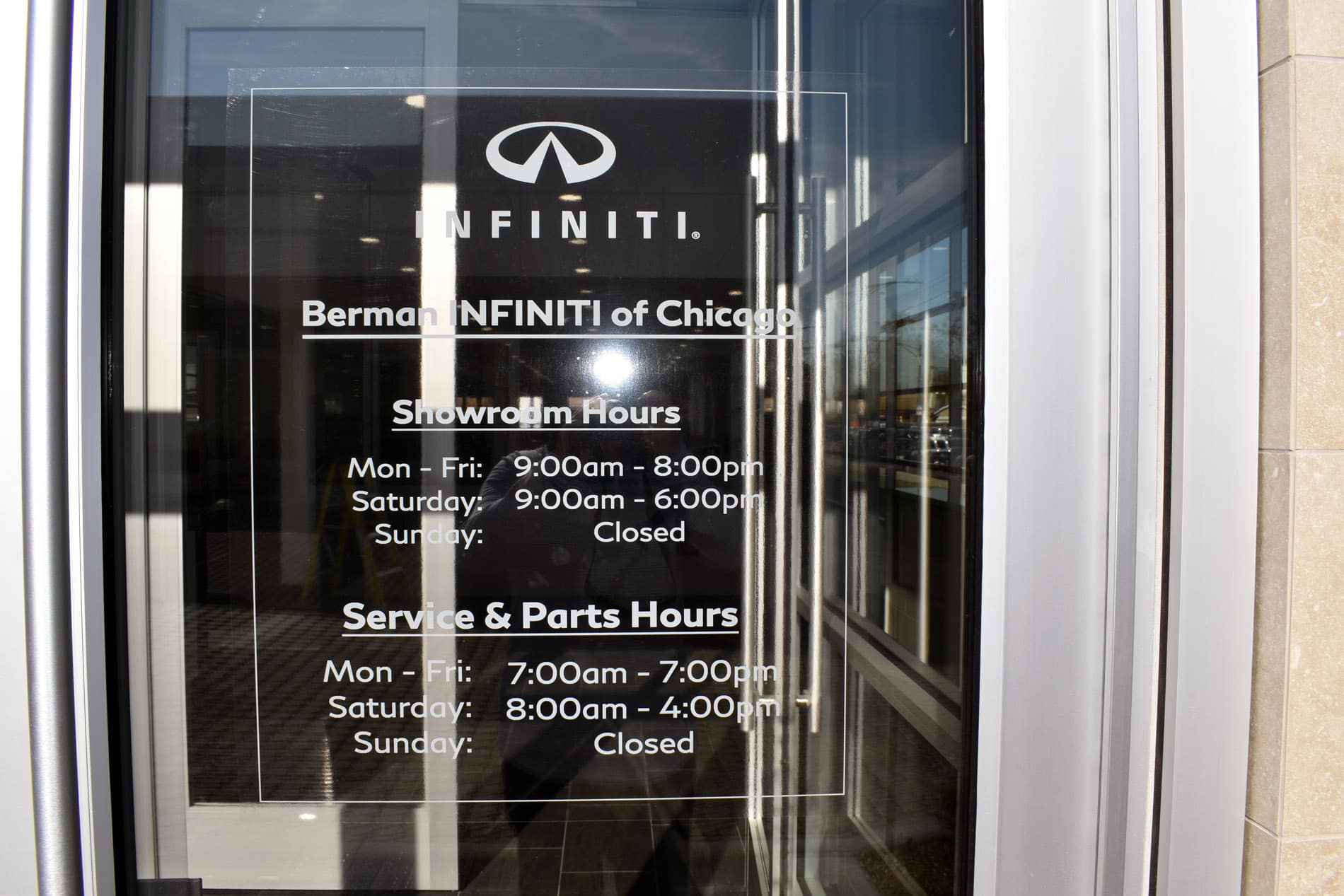 Berman INFINITI Chicago Exterior 03