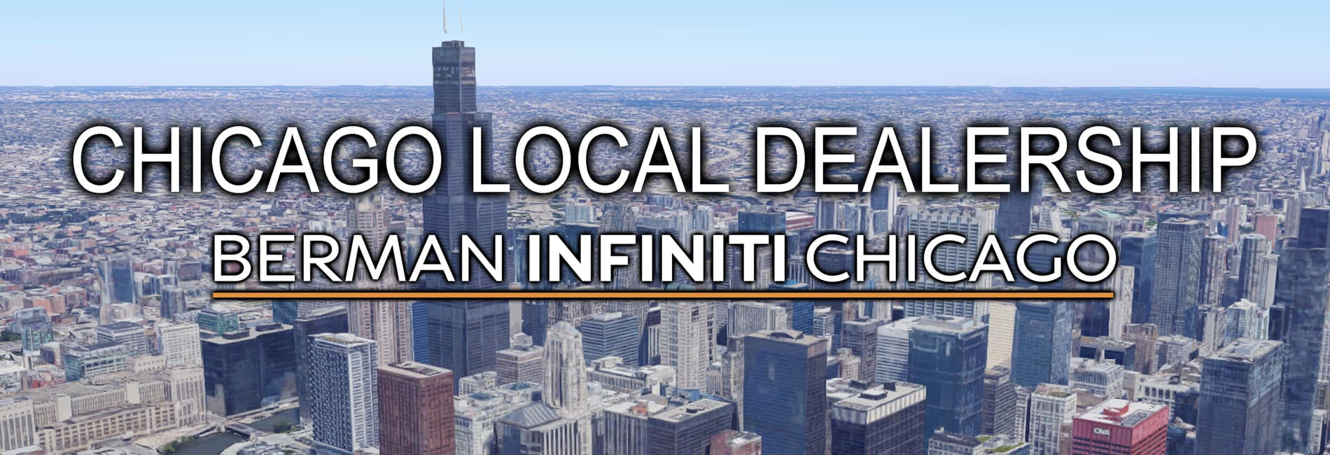 Berman INFINITI of Chicago Chicago Local Dealership