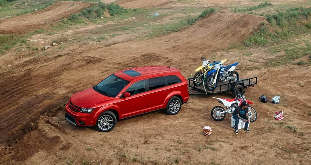 2019 Dodge Journey Offroad