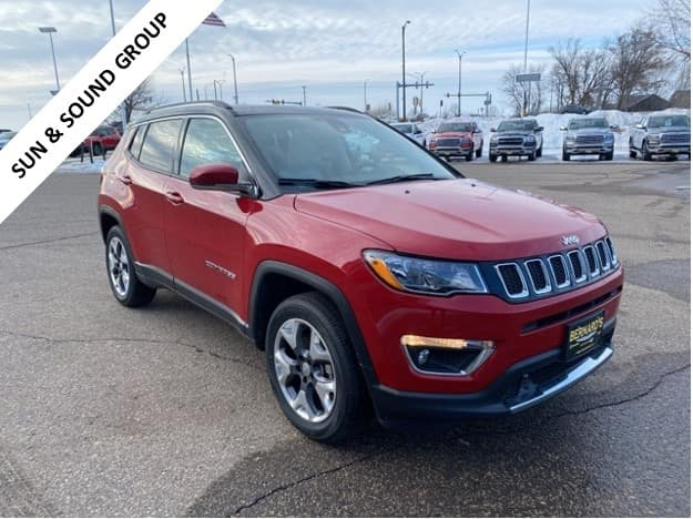 2021 JEEP COMPASS LIMITED 4X4  Sale $30,888