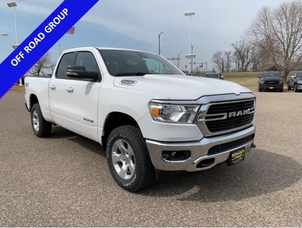 2021 RAM 1500 BIG HORN QUAD CAB 4X4  Sale $40,488