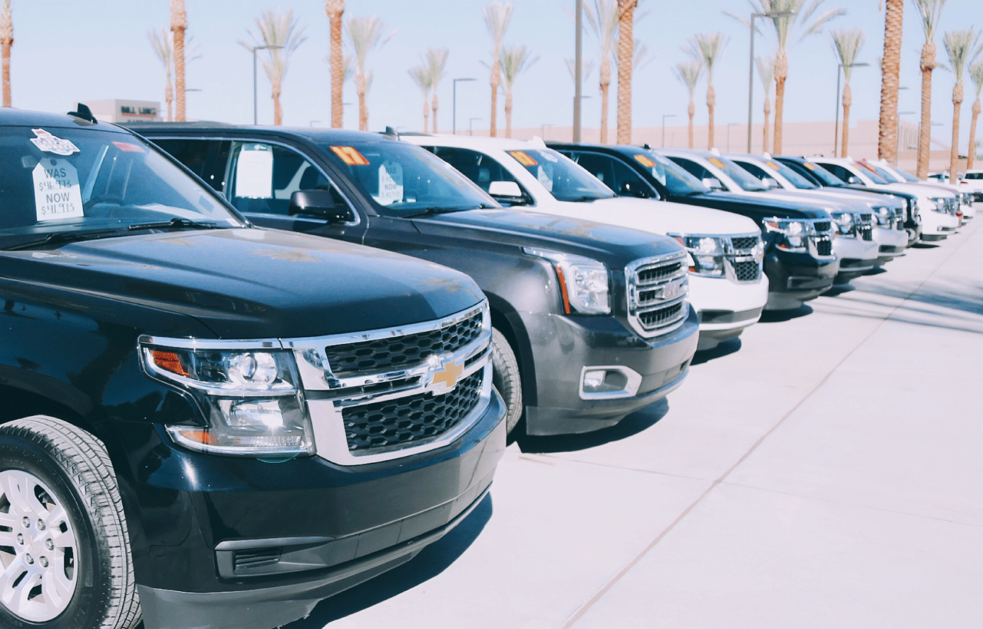Large selection of pre-owned car, truck, or SUVs available in Gilbert