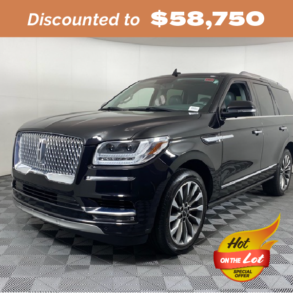 Pre-Owned 2019 Lincoln Navigator Select RWD 4D Sport Utility