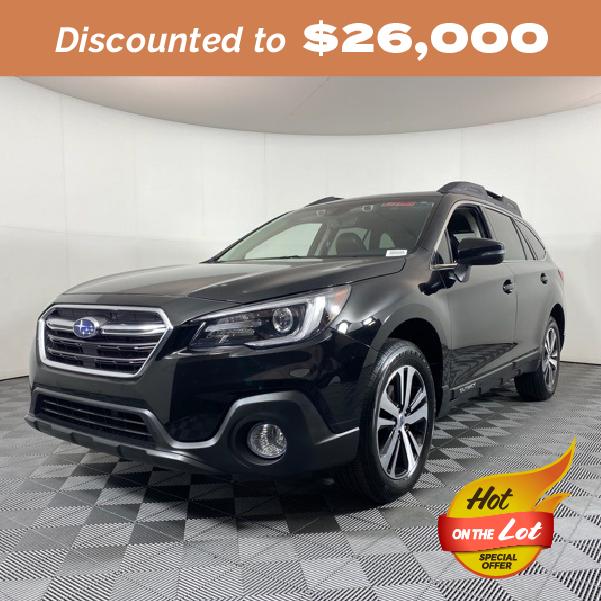 Pre-Owned 2019 Subaru Outback 2.5i AWD 4D Sport Utility