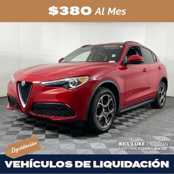 Seminuevo 2018 Alfa Romeo Stelvio Sport AWD 4D Sport Utility