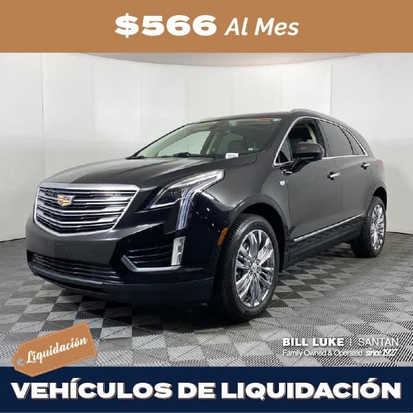Seminuevo 2018 Cadillac XT5 Premium Luxury FWD 4D Sport Utility
