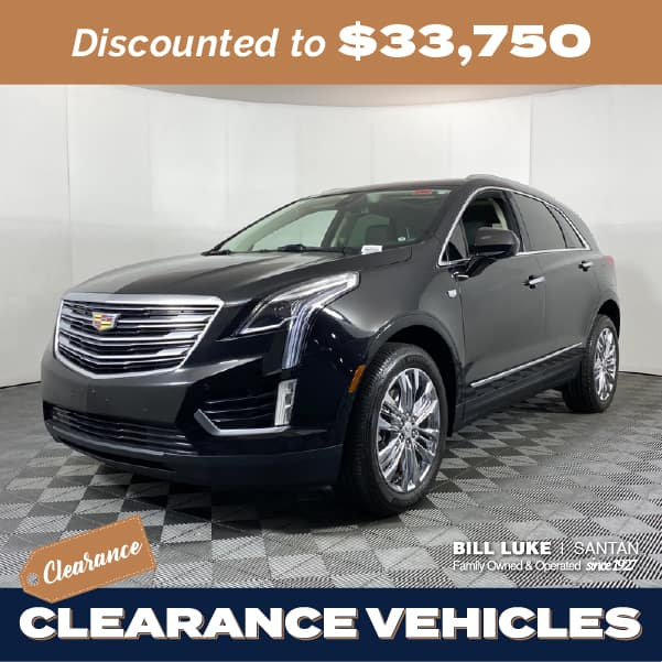 Pre-Owned 2018 Cadillac XT5 Premium Luxury FWD 4D Sport Utility