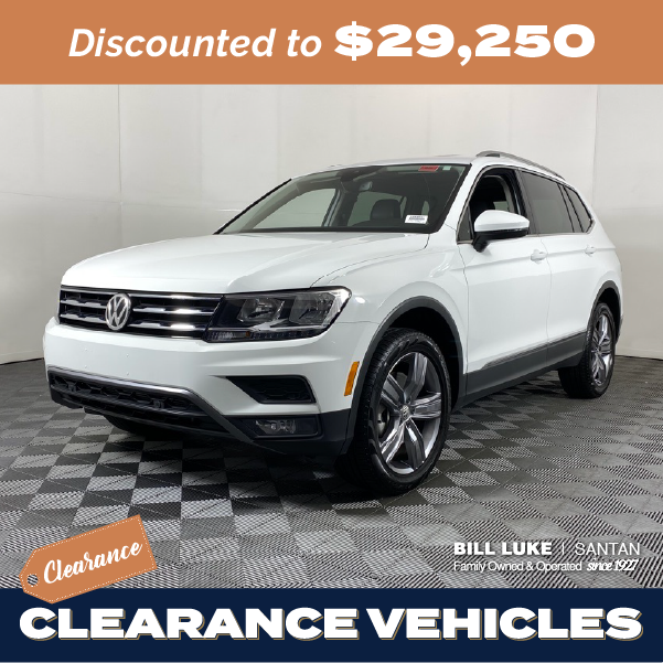 Pre-Owned 2020 Volkswagen Tiguan 2.0T SEL AWD 4D Sport Utility