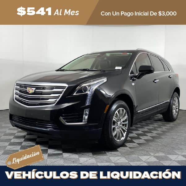 Pre-Owned 2018 Cadillac XT5 Luxury FWD 4D Sport Utility