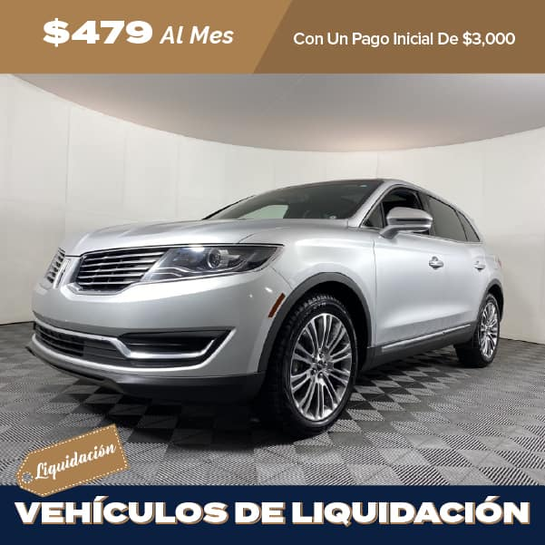 Pre-Owned 2018 Lincoln MKX Reserve FWD 4D Sport Utility