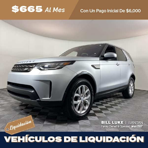 Pre-Owned 2020 Land Rover Discovery SE 4WD 4D Sport Utility