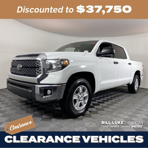 Pre-Owned 2019 Toyota Tundra SR5 RWD 4D CrewMax