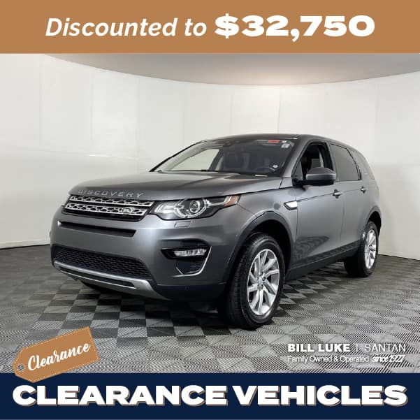 Pre-Owned 2018 Land Rover Discovery Sport HSE 4WD 4D Sport Utility