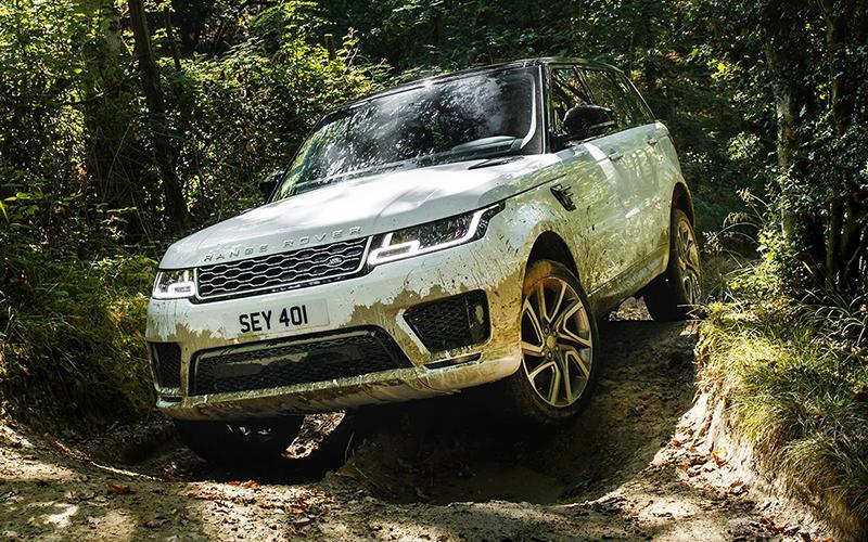 2019 Range Rover Sport PHEV