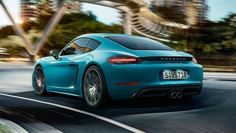Porsche Lease Specials in Louisville Kentucky