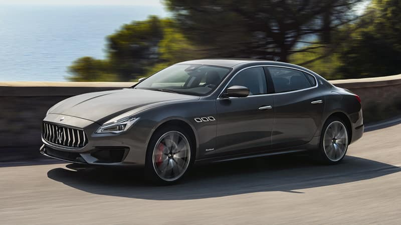 Maserati Lease Specials in Louisville Kentucky