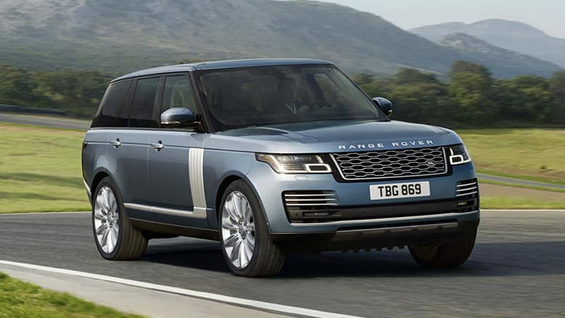 Land Rover Lease Specials in Louisville Kentucky