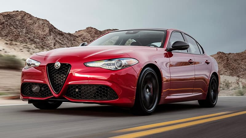 Alfa Romeo Lease Specials in Louisville Kentucky