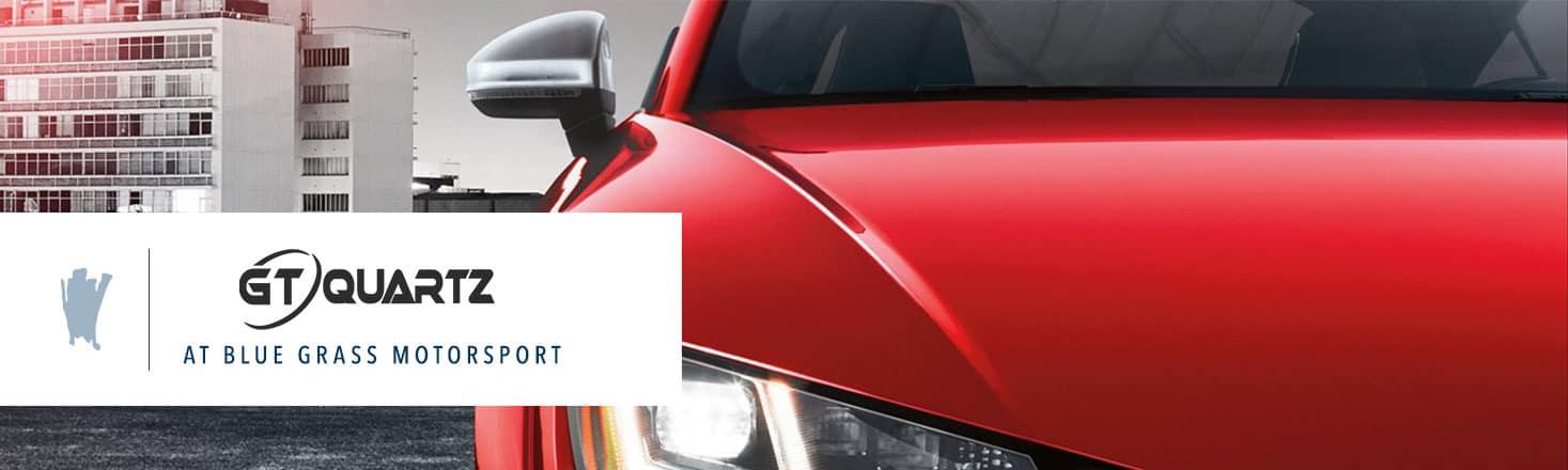 Gliptone GT Quartz Ceramic Coating Paint Protection at Blue Grass Auto