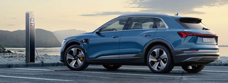 2020 Audi e-tron quattro
