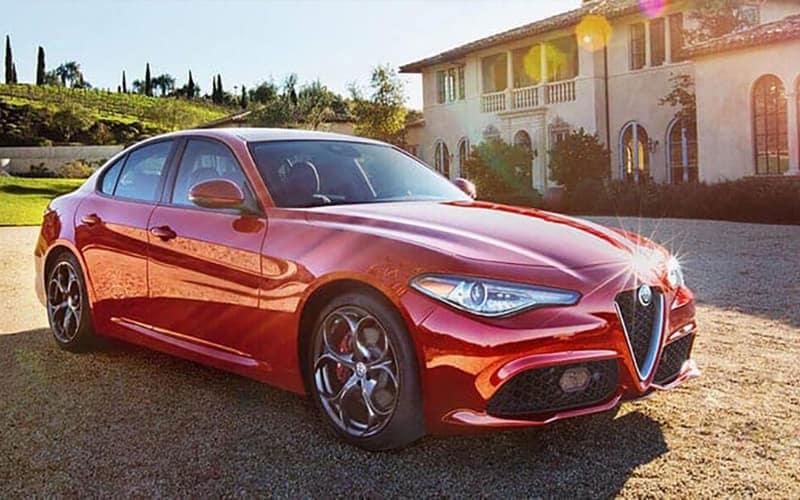Alfa Romeo Giulia Exterior