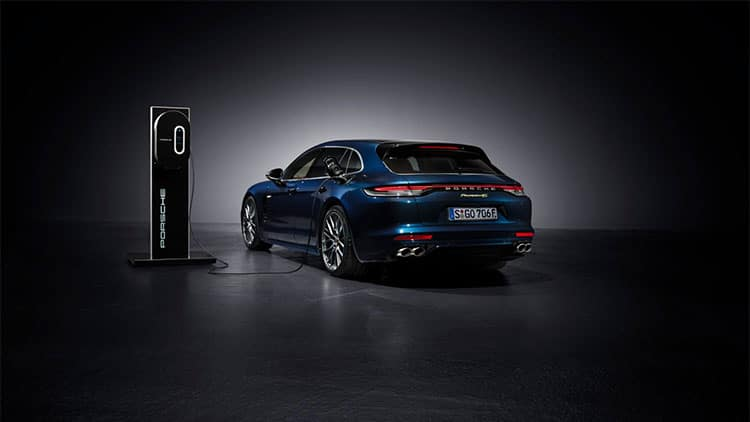 Porsche Panamera 4S E-Hybrid Styling