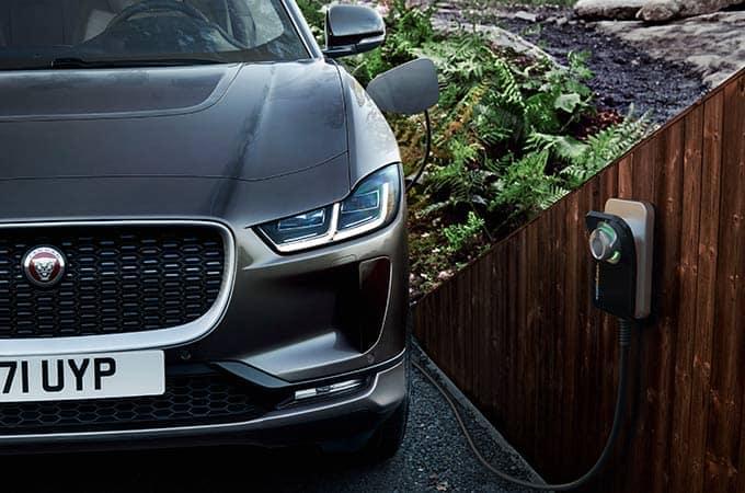 Jaguar I-PACE Home Charging Station