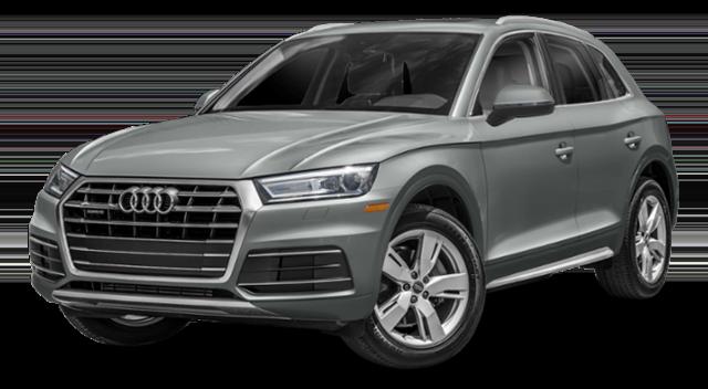 2019 Audi Q5 Gray