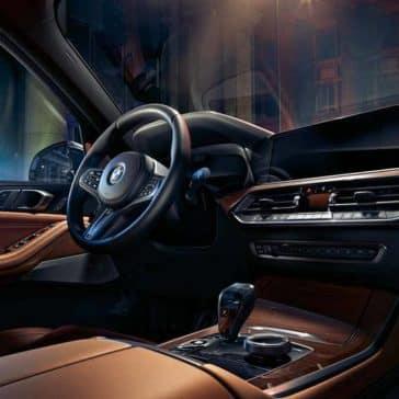 2020 BMW X5 Dash
