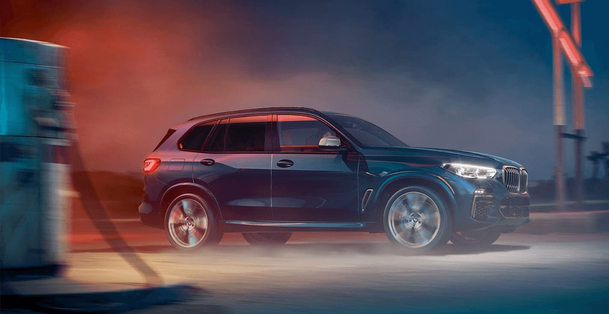 2021 BMW X5 Capability Banner Image