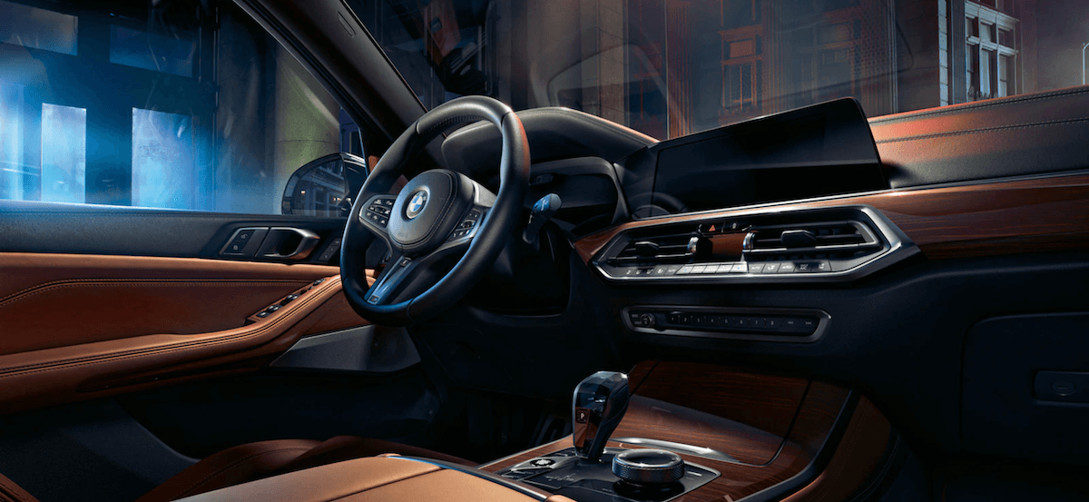 2021 BMW X5 Interior Dashboard