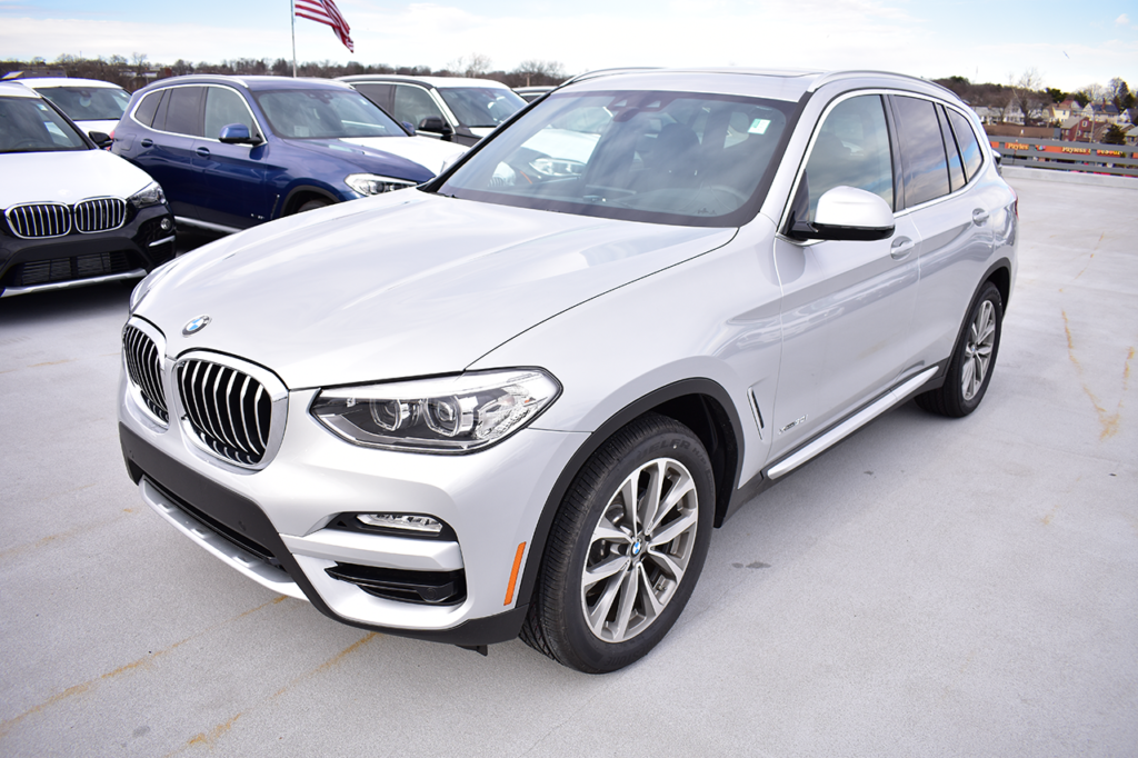 <center><b>New 2019 BMW X3 xDrive30i</b></center>