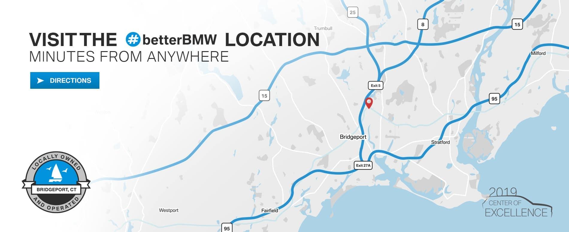BMW of Bridgeport | BMW Dealer in Bridgeport, CT