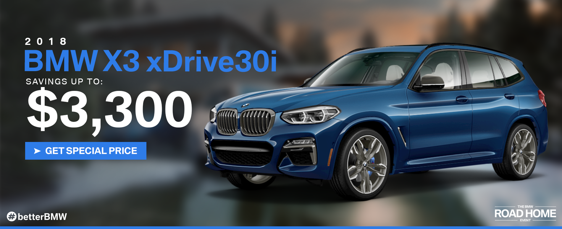 New BMW X3 near Fairfield | BMW of Bridgeport