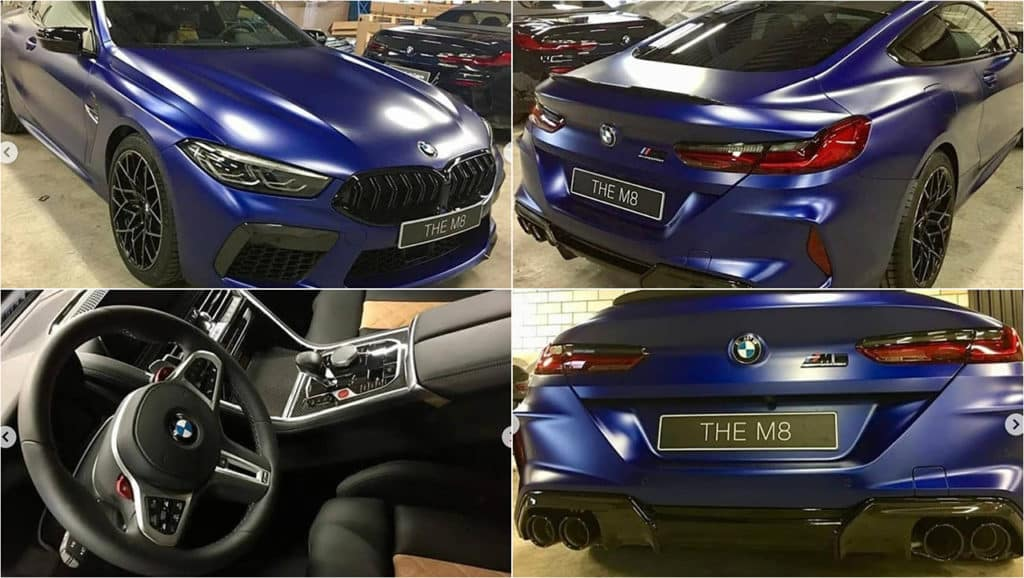 Leaked The 2020 Bmw M8 Competition Bmw Of Bridgeport