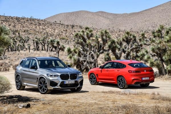 The First-Ever BMW X3M and X4M | BMW of Bridgeport