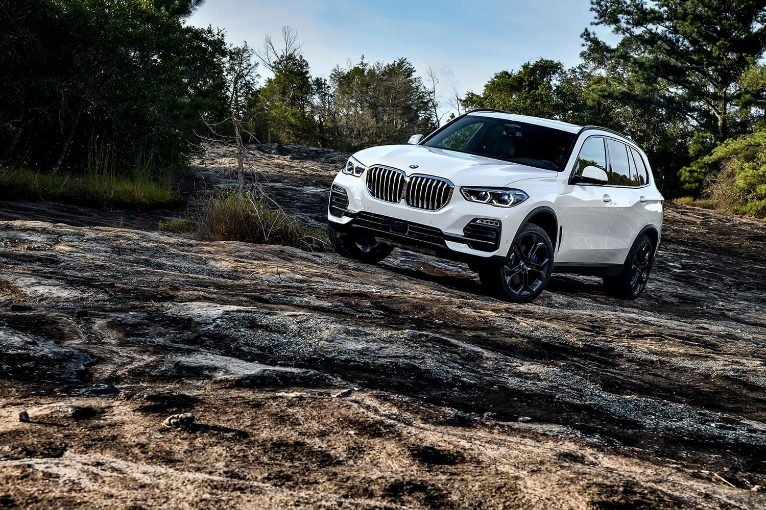 BMW X5 Off-Road