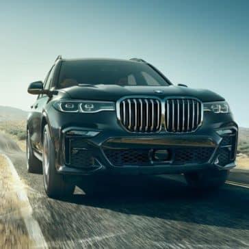 2019 BMW X7 M-Sport package