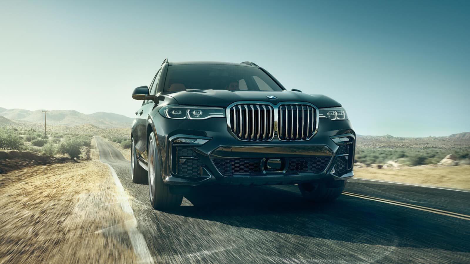 2019 BMW X7 M-Sport package