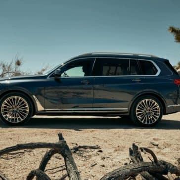 2019 BMW X7 stunning profile