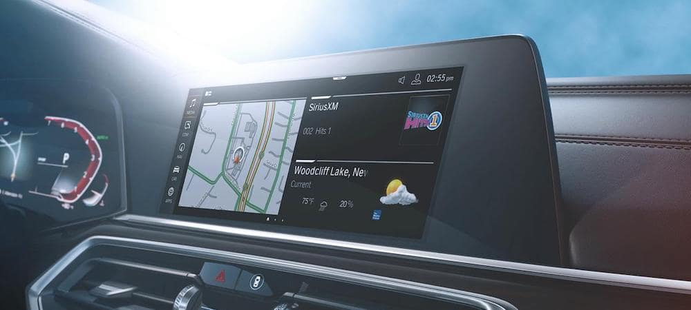 2019 BMW X5 Infotainment